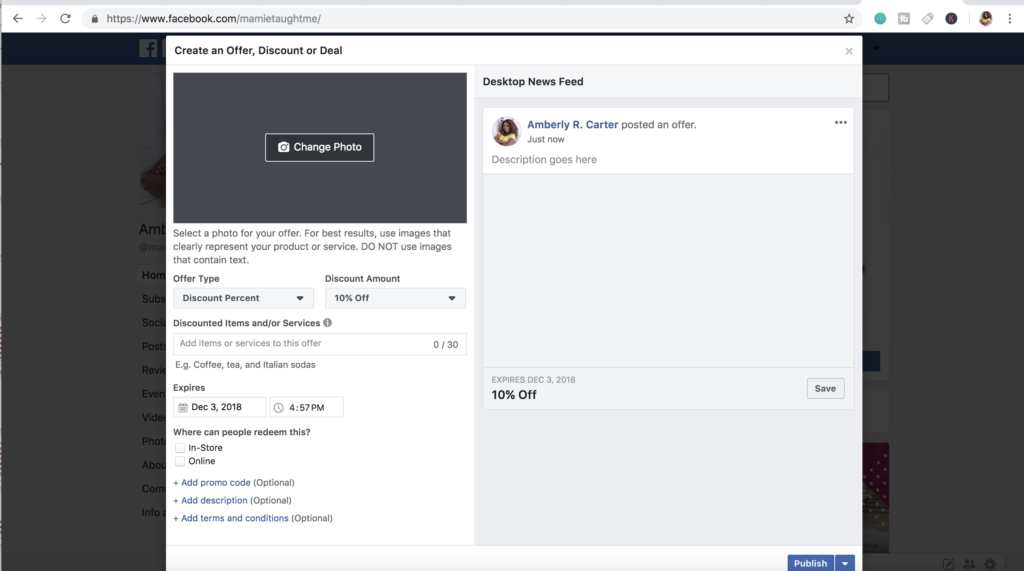 how to use facebook to sell your book